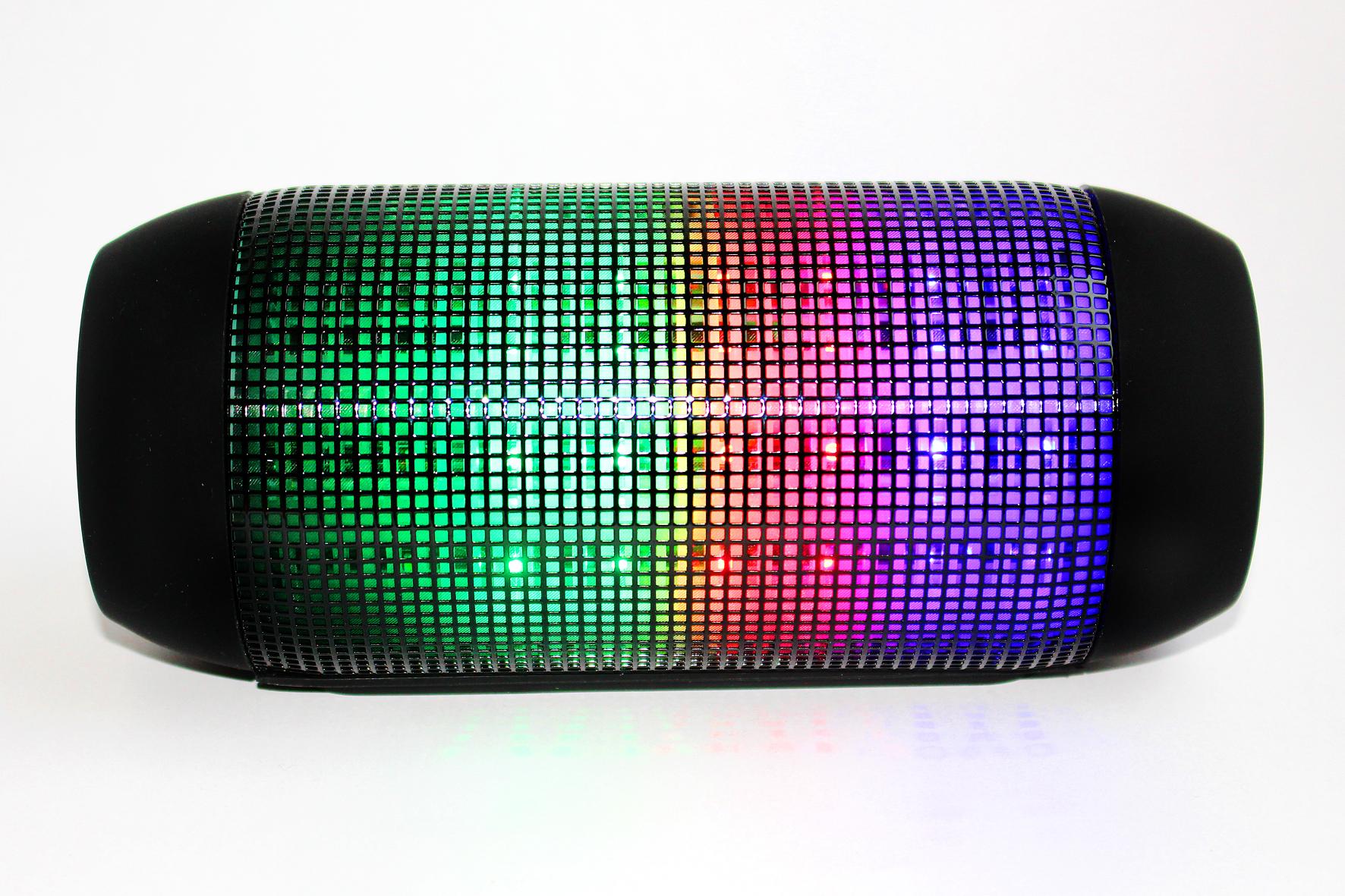 bluetooth pulse lautsprecher wireless speaker soundbox radio sd usb aux ebay. Black Bedroom Furniture Sets. Home Design Ideas